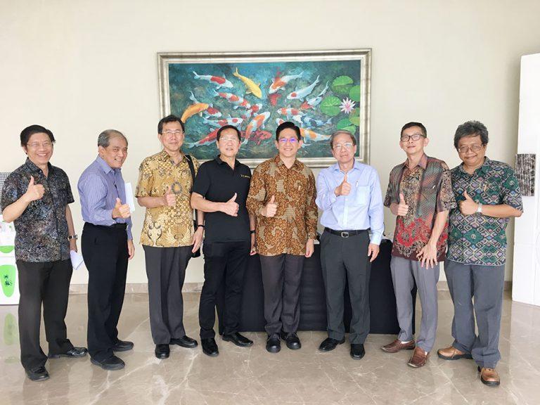 Seminar Becoming a Star Person – PT Gistama Intisemesta, Jakarta 7 Desember 2018