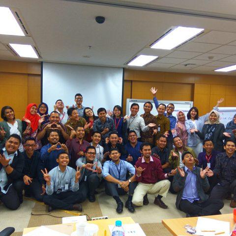 Seminar EQ at Work Mitsubishi Group, 12 Desember 2018, Jakarta