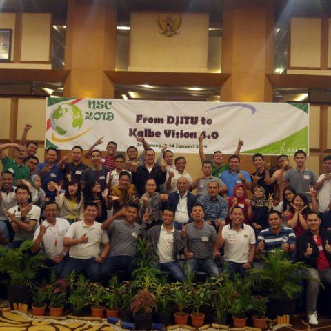 Seminar Power Selling with EQ + AQ Kalbe Vision, 7 januari 2019, Hotel Aston-Semarang