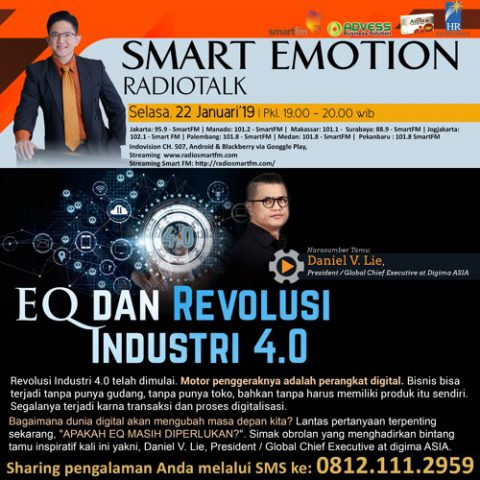Smart Emotion: EQ dan Revolusi Industri 4.0