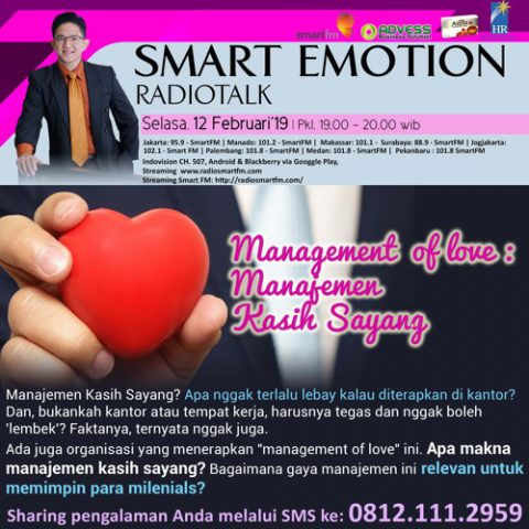 Smart Emotion: Management of Love (Manajemen Kasih Sayang)