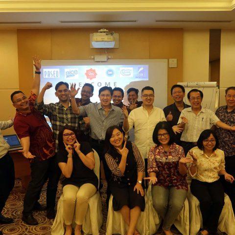 Seminar Personal Power To Success PT Panti Kosmetikan Baru, 26 Januari 2019, Jakarta.
