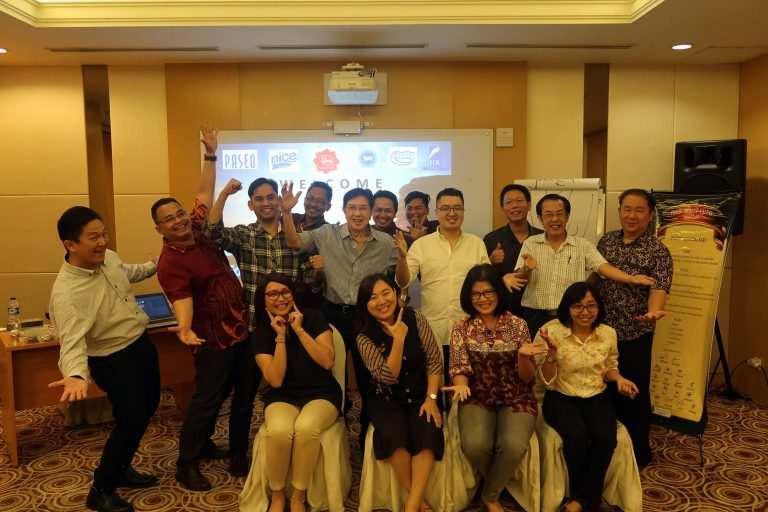 Seminar Personal Power To Success PT Panti Kosmetikan Baru, 26 Januari 2019, Jakarta.