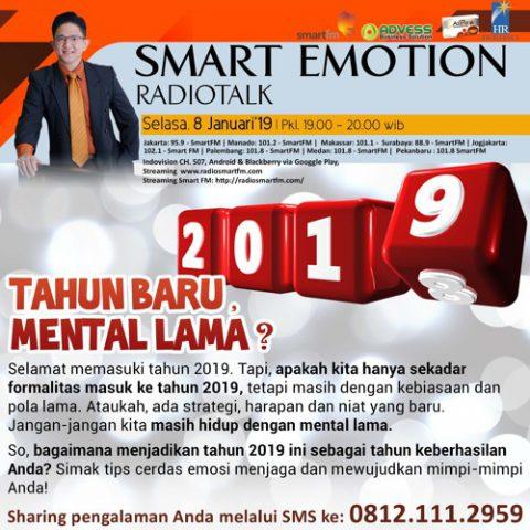 Smart Emotion: TAHUN BARU , MENTAL LAMA ?
