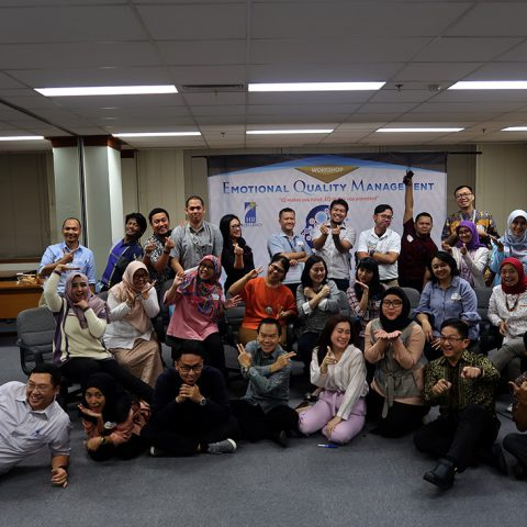 Emotional Quality Management Workshop Mitsubishi Corporation, Jakarta 5-6 Maret 2019