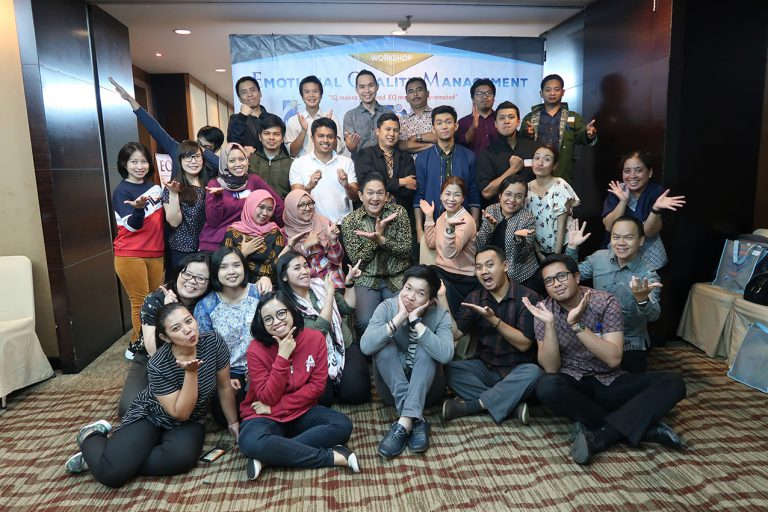 Emotional Quality Management HR Excellency Public Workshop Batch 62, Jakarta, 18-19 Maret 2019