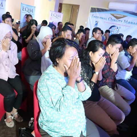 """Emotional Quality Management Workshop"" Permata Hijau Group, Dumai, 15-16 Maret 2019"