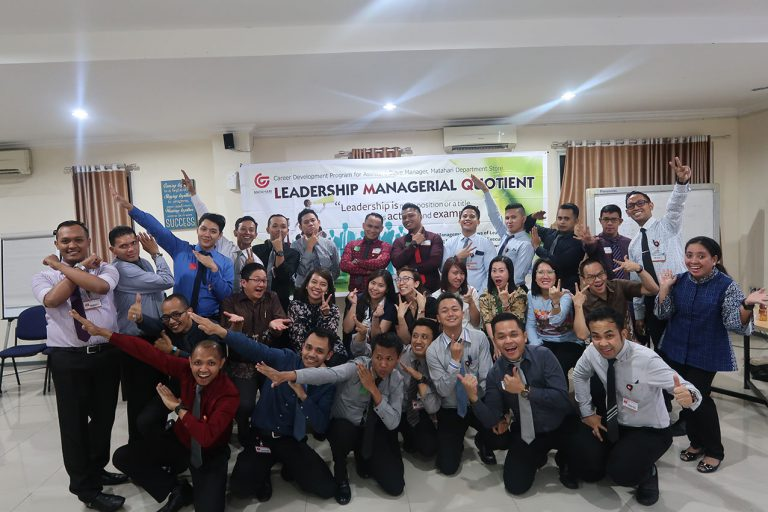 Leadership Managerial Quotient (LMQ) Workshop Matahari Department Store (MDS), Matahari Human Capital Center, Jakarta 20-21 Maret 2019
