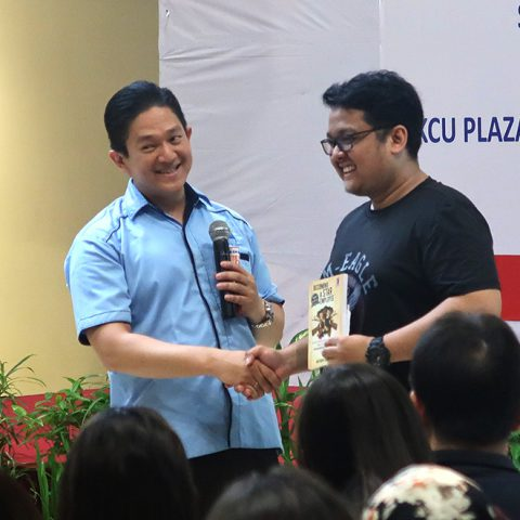 Seminar Sehari SELLING WITH EQ & AQ, Panin Bank, Hotel Mercure Ancol, 23 Maret 2019