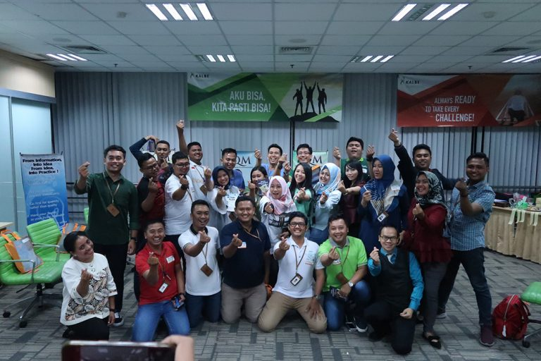 "Training 1 Hari ""EQ at Work"" Kalbe Nutritionals, Kalbe Institute 13 Maret 2019"
