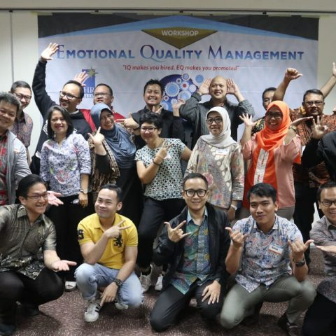 Emotional Intelligence Workshop, CIMB NIAGA, 16-17 Mei 2019, Dynaplast Building
