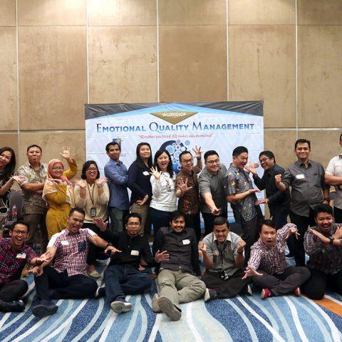 Emotional Intelligence at Work, Astra Honda Motor, 15-16 April 2019, Hotel Harris Kelapa Gading