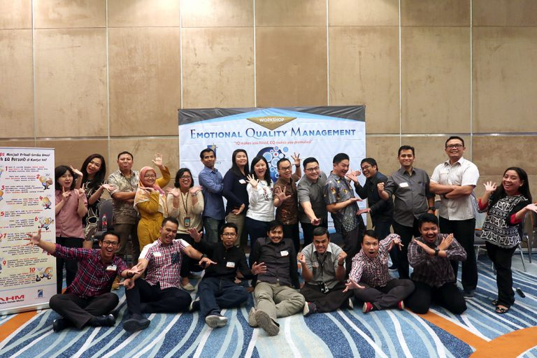 Emotional Intelligence at Work, Astra Honda Motor, 15-16 April 2019, Hotel Harris Kelapa Gading