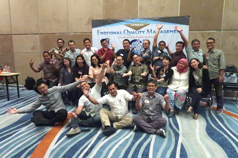 Emotional Intelligence at Work, Astra Honda Motor, 29-30 April 2019, Hotel Harris Kelapa Gading