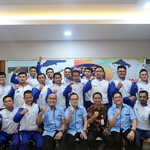 The Power Trainer PT. Astra Honda Motor, 24-26 April 2019, Jakarta