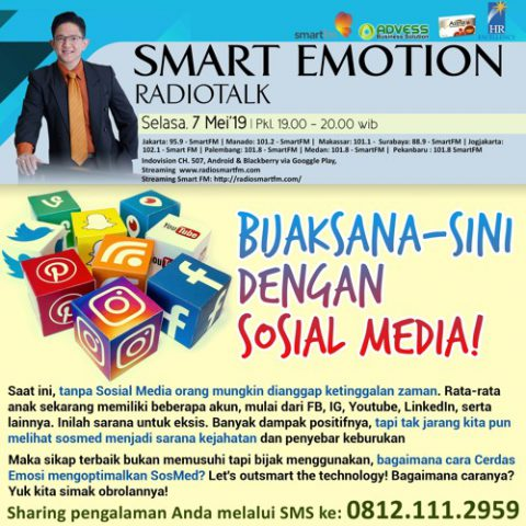 Smart Emotion: Bijaksana-sini dengan Sosial Media!