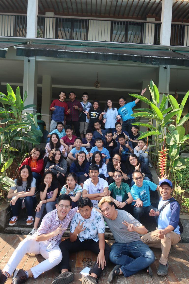 EQM Youth Camp HR Excellency Angkatan 20, 3G Resort – Gadog.