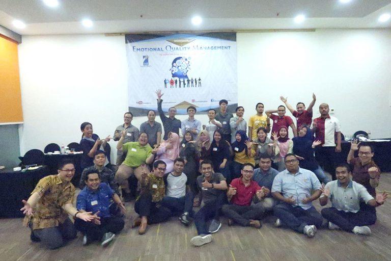Workshop KECERDASAN EMOSIONAL DI TEMPAT KERJA, PT Gunanusa Eramandiri, 18-19 Juli 2019, Harper Hotel-Jakarta