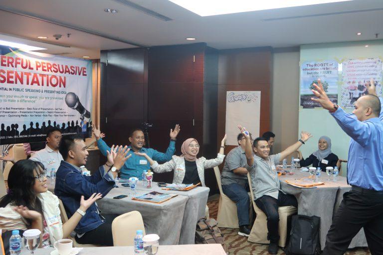 "Workshop Public 2 Hari ""Powerful Persuasive Presentation"" 22-23 Juli 2019 di Hotel Santika Premier Slipi, Jakarta Pusat"