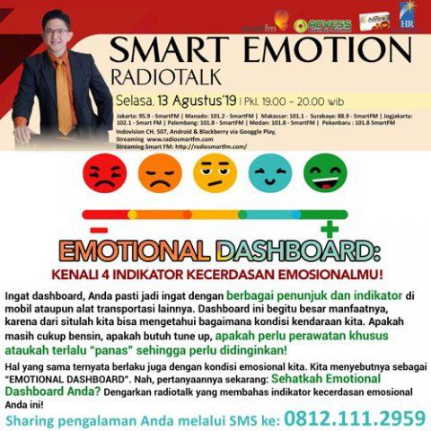 Smart Emotion: Kenali 4 Indikator Kecerdasan Emosionalmu!