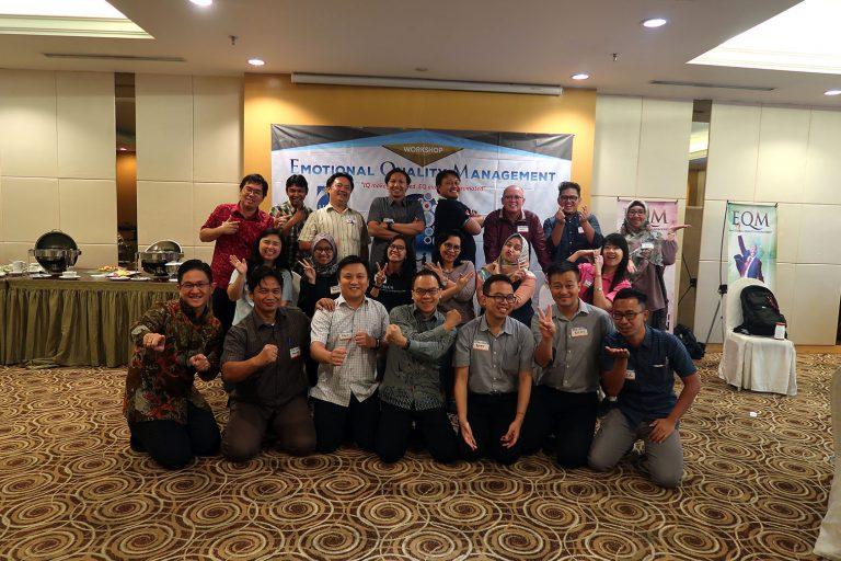 """EQ at Work "" Astra Honda Motor, 26-27 Agustus 2019, Hotel All Sedayu-Jakarta"