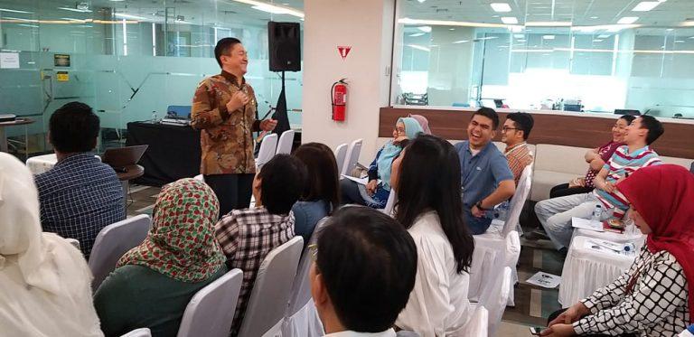 """EQ at Work for HR"" CIMB NIAGA, 23 Agustus 2019, Synergy Building-Alam Sutera"