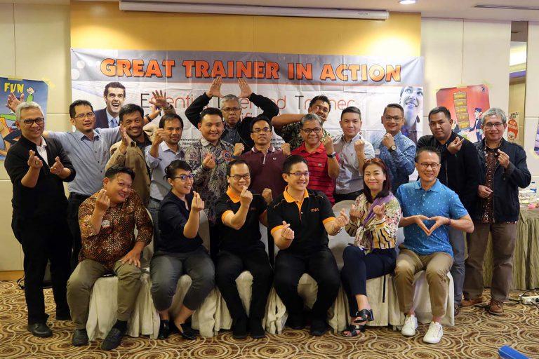 """GREAT TRAINER IN ACTION"" MWS International-Indonesia, 5-8 Agustus 2019, All Sedayu Hotel, MOI -Jakarta."