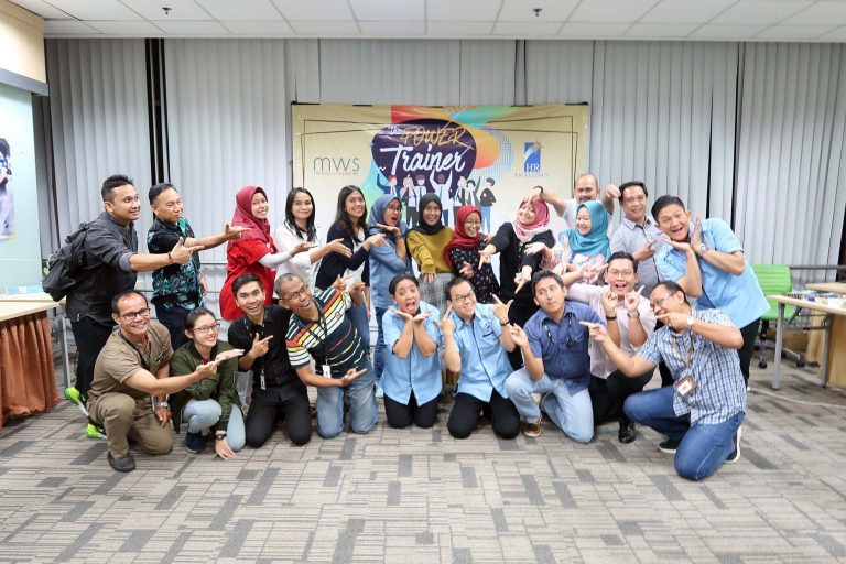 """THE POWER TRAINER"" Kalbe Nutritionals, 14-16 Agustus 2019, KNLC-Jakarta."
