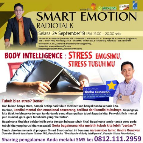 Smart Emotion: STRESS EMOSIMU, STRESS TUBUHMU !