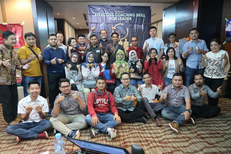 """""""Coaching for Excellent Leader"""" HR Excellency Public Class, Santika Premier Jakarta, 16-17 September 2019"""