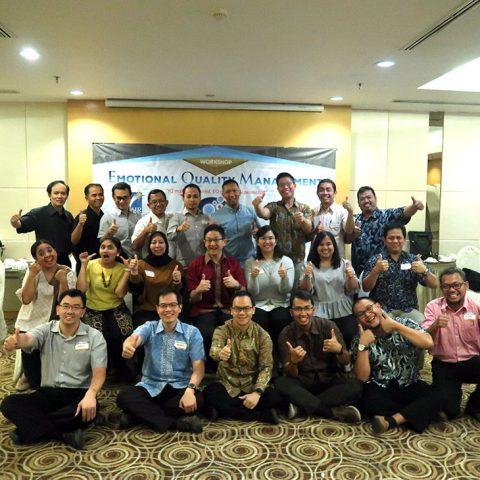 """EQ for Leader"" AHM (Astra Honda Motor), 19-20 September 2019, Hotel All Sedayu Kelapa Gading-Jakarta."