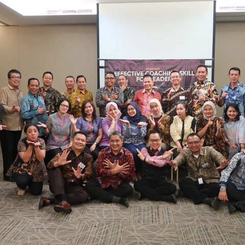 """""""Excellent Coaching for Leader"""" Top Leaders Sales NBC CIMB Niaga, 3-4 September 2019, CIMB Niaga Icon Learning Center-Jakarta."""