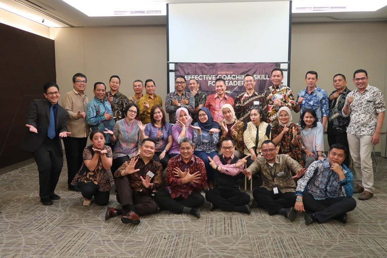 """Excellent Coaching for Leader"" Top Leaders Sales NBC CIMB Niaga, 3-4 September 2019, CIMB Niaga Icon Learning Center-Jakarta."