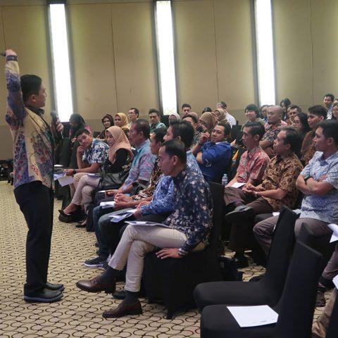 """Seminar """"Personal Power to Success"""", BPJS Cabang Darmo Surabaya, 11 September 2019, Hotel Bumi Surabaya."""