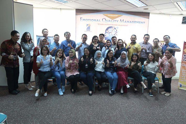 Workshop 2 Hari EQ for Leader  Bank CIMB Niaga, 23-24 September 2019, Dynaplast Tower Lippo-Karawaci