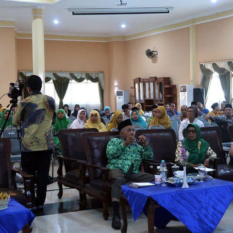 Workshop Character Building Menyambut Hari Santri Nasional Bagi Para Guru Bersama Majelis Ulama Indonesia (MUI) Pasuruan, Jawa Timur, 27 September 2019