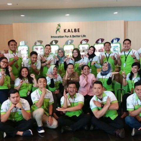 Emotional Quality Management Kalbe Nutritionals, 07 November 2019, KNLC-Jakarta.