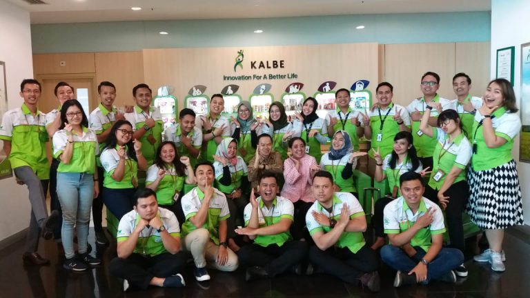 Emotional Quality Management Kalbe Nutritionals, 07 November 2019, KNLC-Jakarta.