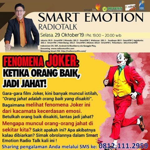 Smart Emotion: Ketika Orang Baik Jadi Jahat!