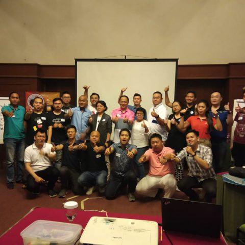 Training Becoming A Superstars Sales with Alam Sutera, 19 NOV 2019, Novus Giri Resort Puncak.