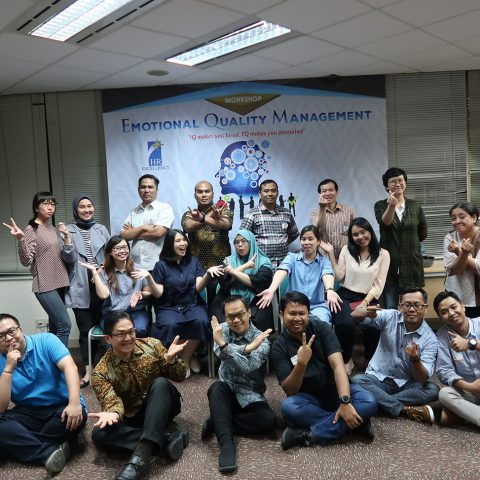 Workshop 2 Hari Emotional Intelligence CIMB Niaga, 24-25 Oktober 2019, Dynaplast Building-Karawaci
