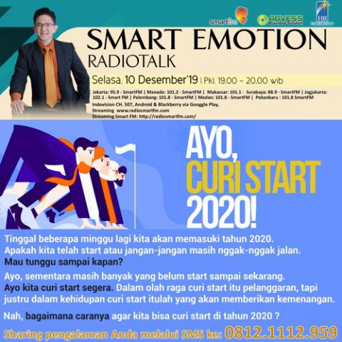 Smart Emotion: AYO, CURI START 2020!