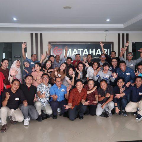EQM Workshop Matahari Department Store, 22-23 November 2019, Matahari HCC-Karawaci.