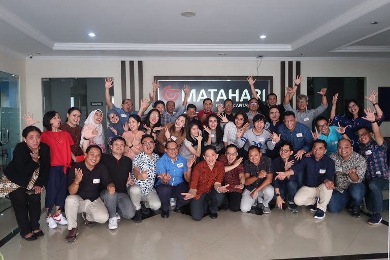 EQM Workshop Matahari Department Store, 22-23 November 2019, Matahari HCC-Karawaci.