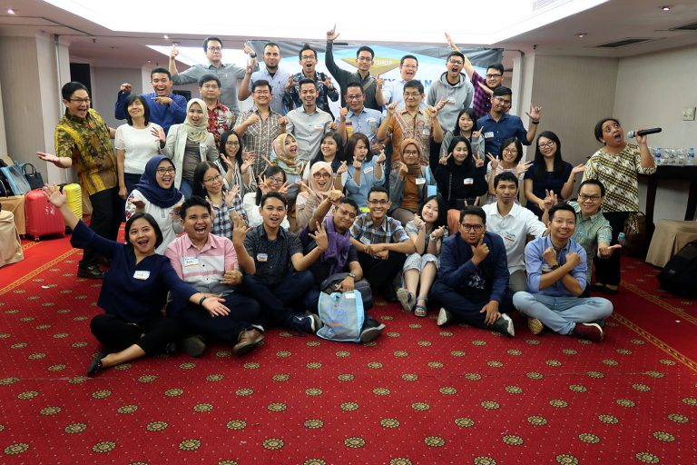 Emotional Quality Management Public Workshop Angkatan 63, Jakarta 18-19 November 2019