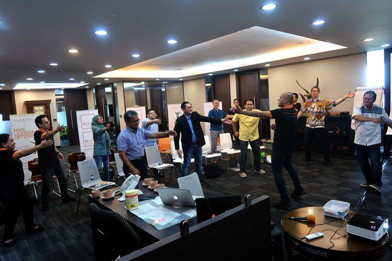 """Gathering EPLT MWS Indonesia """"Menulis itu Gampang"""", 30 November 2019, PT Probesco Distama-Jakarta"""