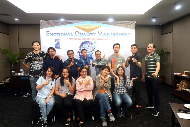 "Training 1 Hari ""EQ for IT Person HM Sampoerna"", 10 Desember 2019, The Alana Hotel Solo"