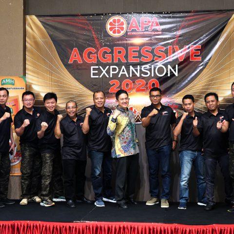 Seminar Rahasia Sukses 5G PT APA, 16 Januari 2020, Hotel Grand Diara - Puncak