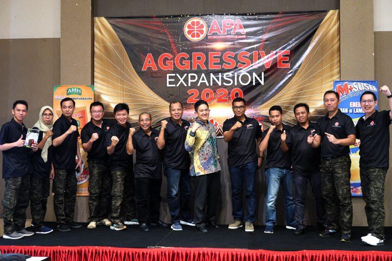 Seminar Rahasia Sukses 5G PT APA, 16 Januari 2020, Hotel Grand Diara – Puncak