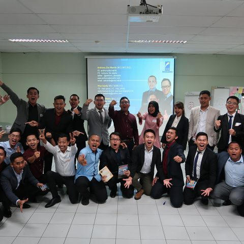 The Power Trainer PT. Astra Honda Motor, 20-22 Januari 2020, Astra Honda Training Centre-Jakarta